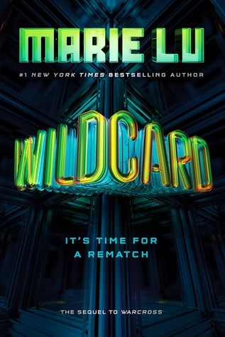 book cover of Marie Lu's Wildcard