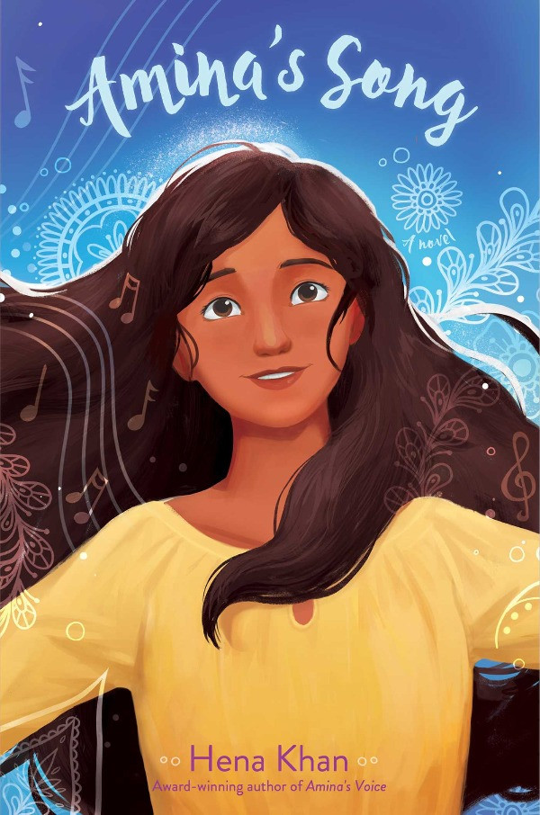 Book Cover Amina's Song by Hena Khan