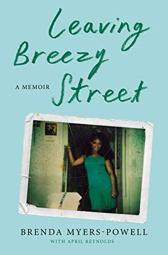 Book Cover of Leaving Breezy Street by Brenda Myers-Powell