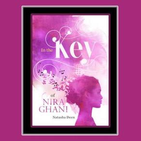 Natasha Deen's IN THE KEY OF NIRA GHANI - Jen's Review