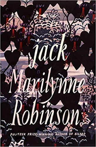 Book Cover of Marilynne Robinson's Jack