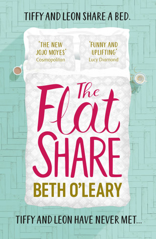 Book cover of Beth O'Leary's The Flatshare