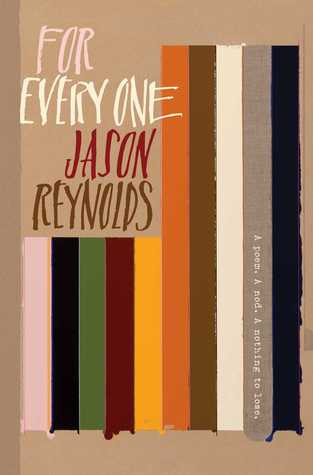 book cover of Jason Reynolds's For Every One