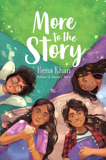 Book cover of Hena Khan's More to the Story