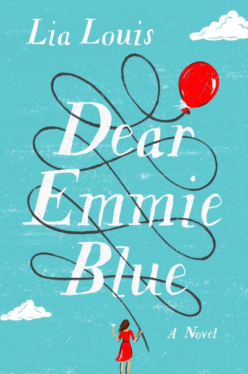book club of Lia Louis's Dear Emmie Blue