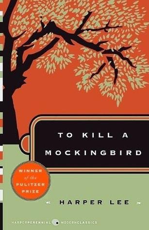 book cover of Harper Lee's To Kill a Mockingbird