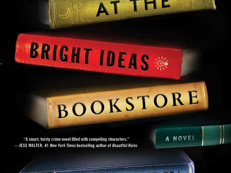 Matthew Sullivan's MIDNIGHT AT THE BRIGHT IDEAS BOOKSTORE- Mystery and a Bookstore—Yes, Please!