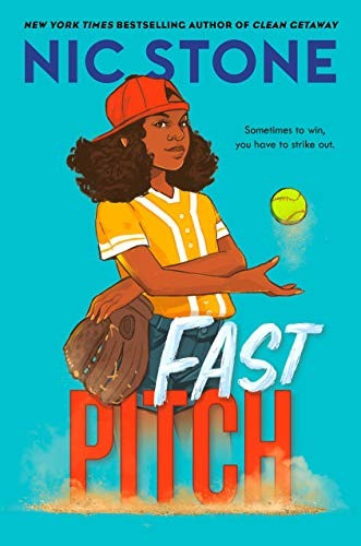 Book Cover of Fast Pitch by Nic Stone