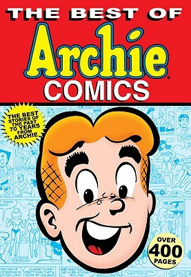 Book cover of The Best of Archie Comics
