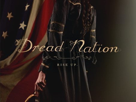Justina Ireland's DREAD NATION--Historical Fiction with a Twist