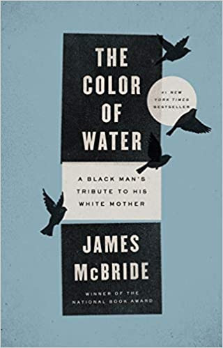 Book cover of James McBride's The Color of Water