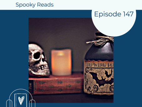 147: Our 2020 Spooky Reads Recommendations