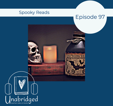97: Spooky Stories - Twisty in All the Right Ways