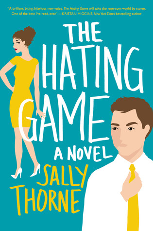 book cover of The Hating Game