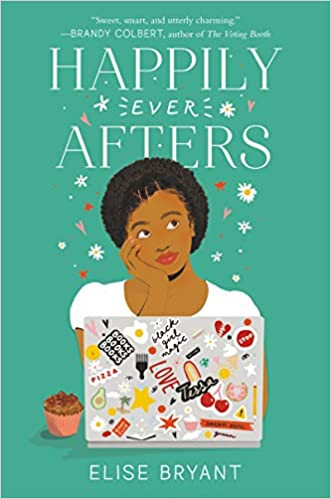 Book Cover of Happily Ever Afters by Elise Bryant