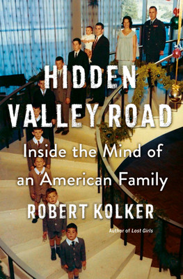 book cover of Robert Kolker's Hidden Valley Road