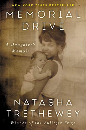 Book cover of Natasha Tretheway's Memorial Drive