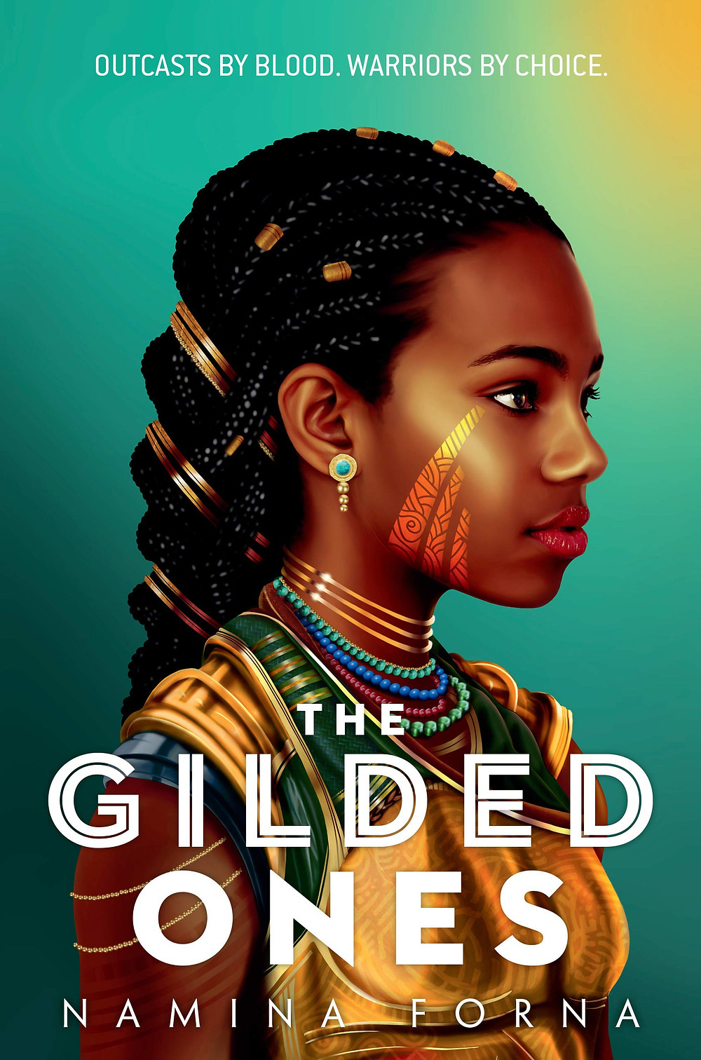 Cover image of The Gilded Ones