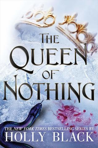 Book cover of Holly Black's The Queen of Nothing