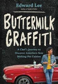 book cover of Edward Lee's Buttermilk Graffiti