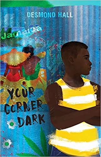 book cover of Desmond Hall's Your Corner Dark