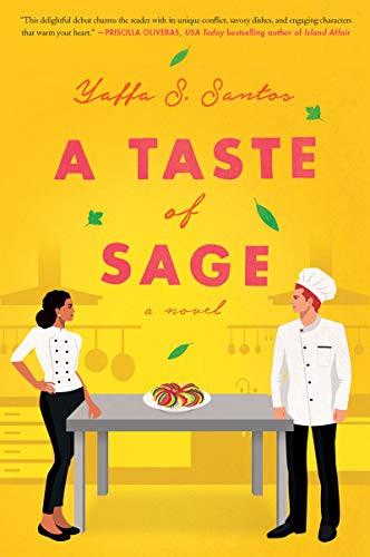 book cover of A Taste of Sage