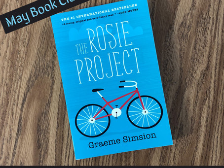 71: Graeme Simsion's THE ROSIE PROJECT - Immerse Yourself in the Way He Sees the World