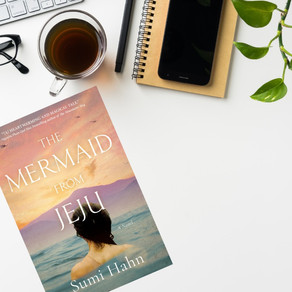 Sumi Hahn's THE MERMAID OF JEJU - Love and Bravery in a Time of War