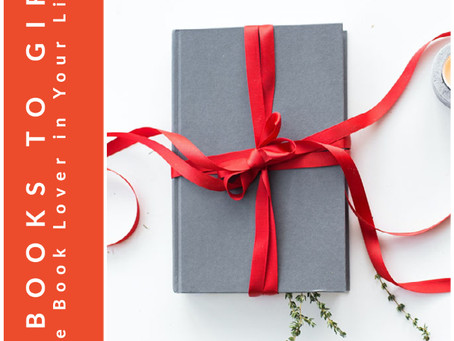 5 Books to Gift the Book Lover in Your Life