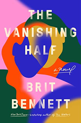 book cover of The Vanishing Half