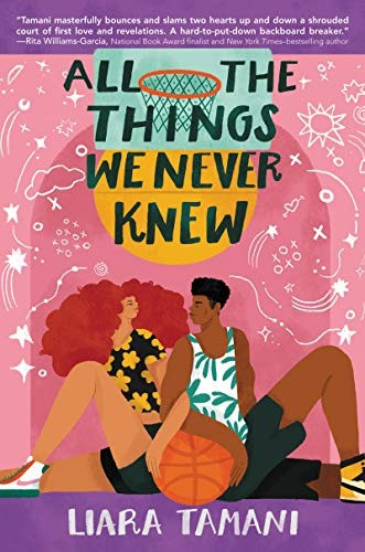 book cover of Liara Tamani's All the Things We Never Knew