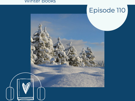 110: Winter Books - If I Read a Good Thriller, I'm Thrilled