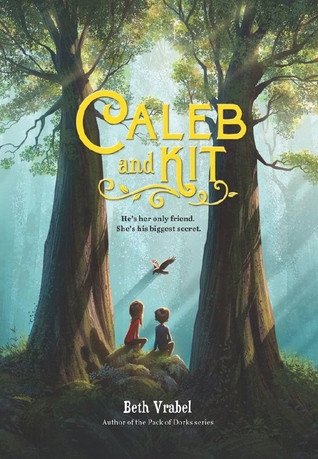 book cover of Beth Vrabel's Caleb and Kit