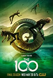 The 100 Television Poster