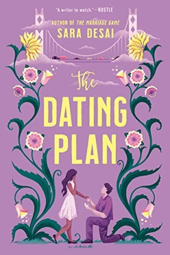 Book Cover of The Dating Plan by Sara Desai