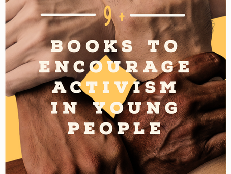 Books to Encourage Activism