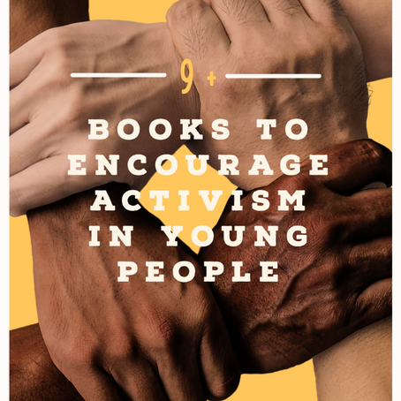 Books to Encourage Activism