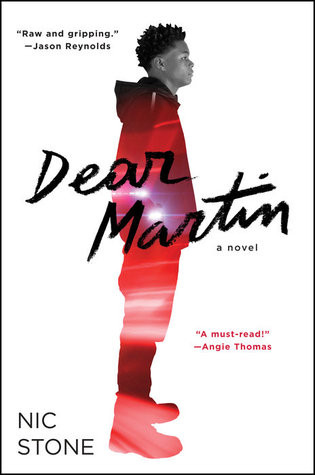 book cover of Nic Stone's Dear Martin