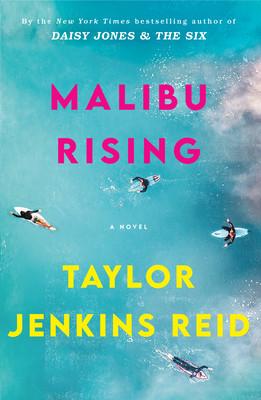Book cover of Taylor Jenkins Reid's Malibu Rising
