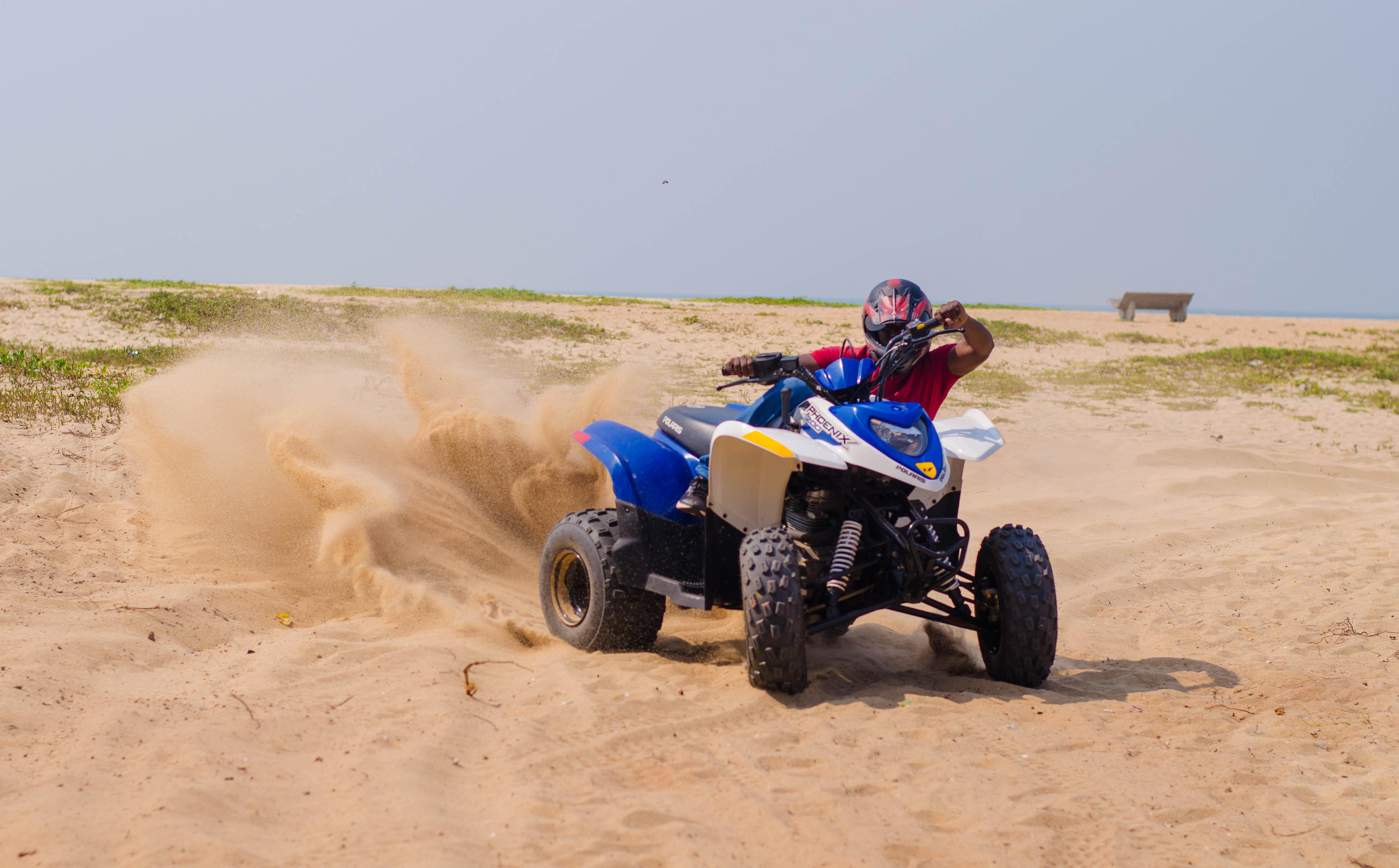 Track Ride