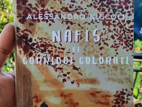 """NAFIS ...Estratto cap. 15 """"SOGNANDO L'ESSERE ANIMALE"""""""