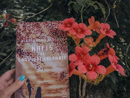 """Scopriamo di più su """"Nafis e i corridoi colorati"""" Recensione di Debbie Soncini"""