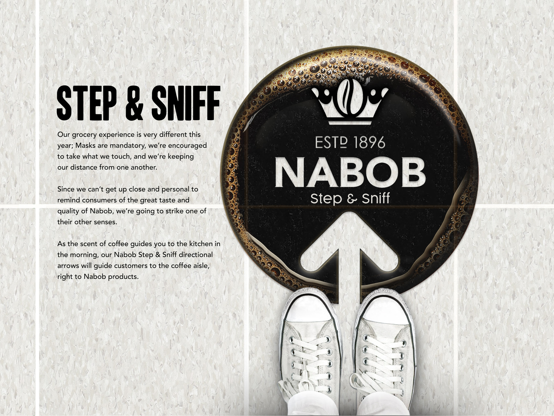 Step & Sniff