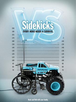 Sidekicks for SickKids