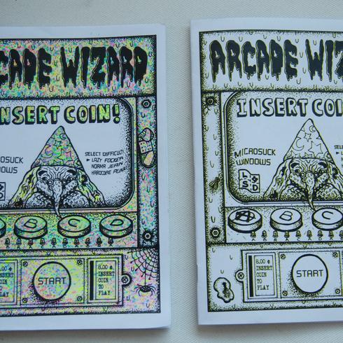 Arcade Wizard (Zine)