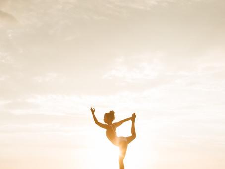 Get up on that yoga yo