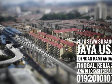 Bilik Sewa Subang Jaya USJ