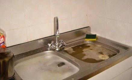 2 Nasihat PENTING elakkan sinki dapur tersumbat