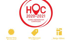 Ambil tahu 3 Kelebihan HOC, sebelum buat keputusan beli rumah..