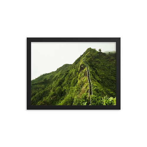 Stairway to Heaven Framed Poster
